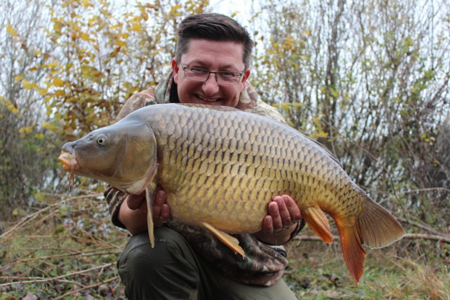 Danny with a Road Lake common