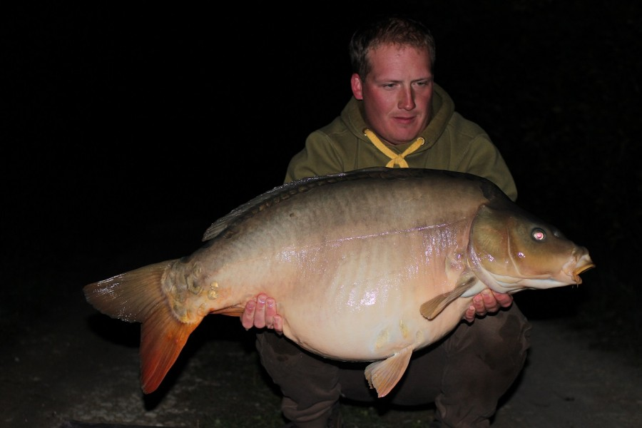 Andy 46lb Sept 2015
