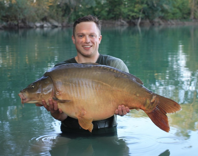 41lb August 2015 for Ronnie