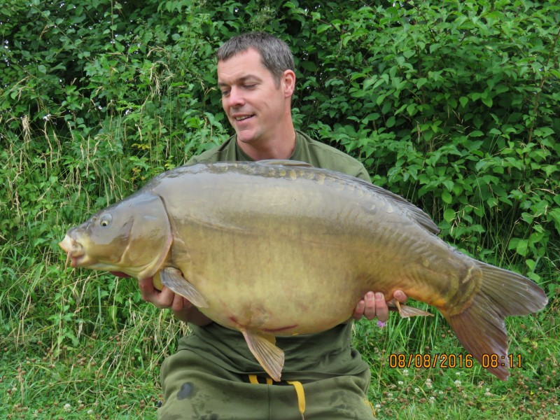 44lb The Poo August 2016
