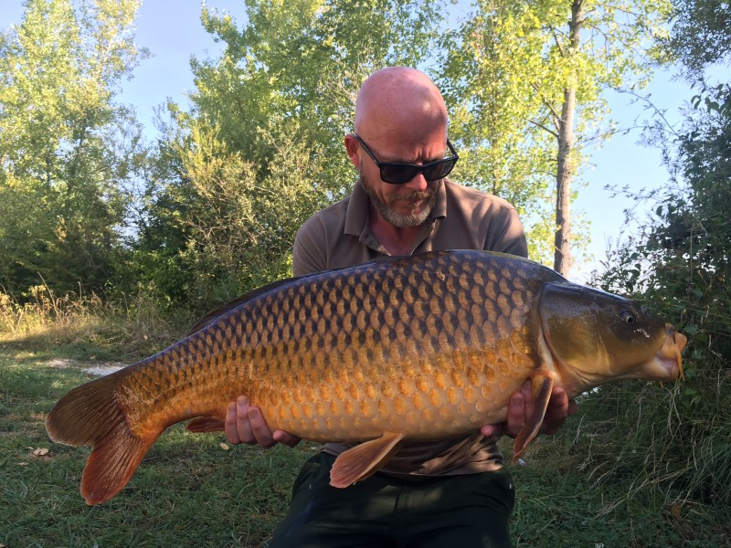34lb 8oz The Poo August 2016