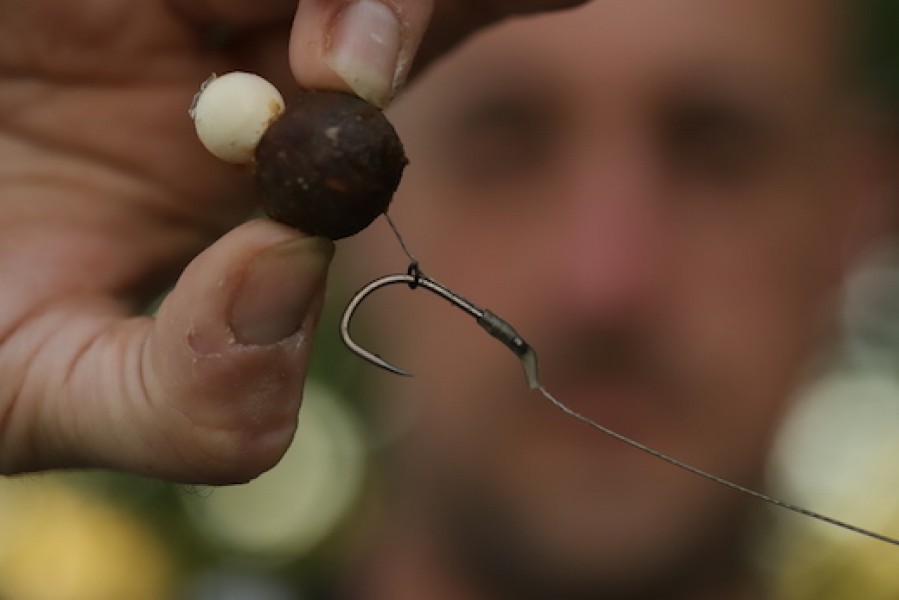 Simple Combi-rigs catch their fair share of fish.