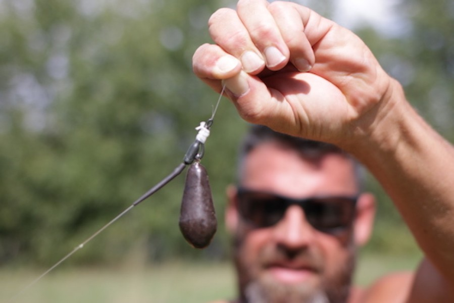 If you use a zig, don't use a tail rubber on the lead, just PVA tape.