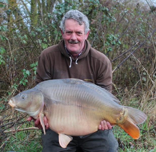 Alan Stevenson with The Hammer from Turtles Corner
