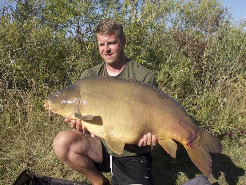 44lb 6oz Single Boards August 2016