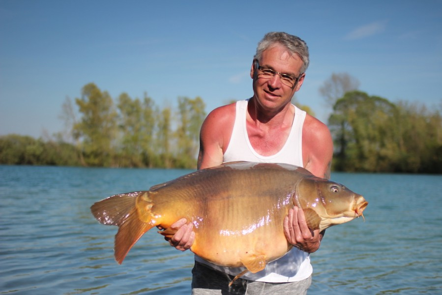 The hammer at 51.08lb from Tea party 1