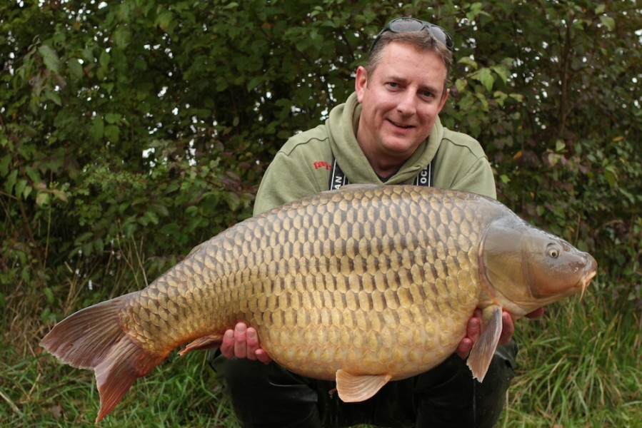 Phil Newman with the Blade at 42.08oz
