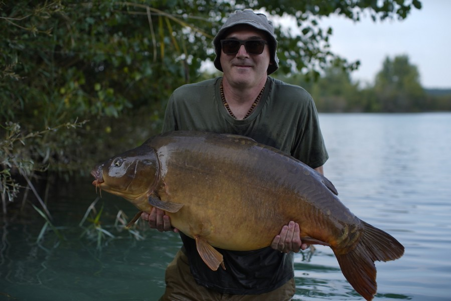 Neil Highway, 52lb, The Poo, 1.9.18
