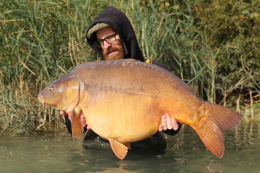 Rhys Kennington 43lb Tea Party 1 22.9.18