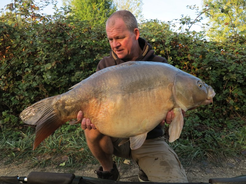 Richard petal 35lb12oz Bacheliers 22.9.18