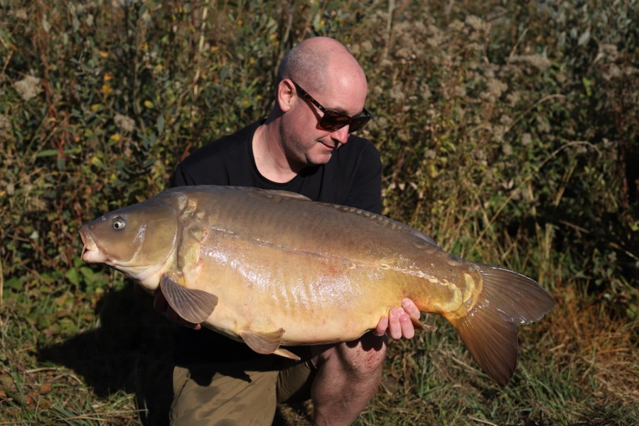 Keith Rayment 35lb Billys 22.9.18