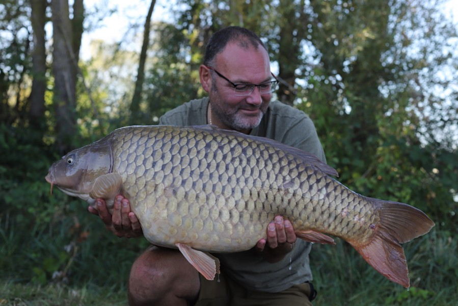 Martin Cocks 37lb8oz Turtles Corner 22.9.18