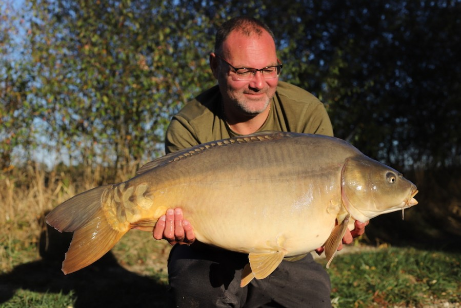 Martin Cocks 36lb8oz Turtles Corner 22.9.18