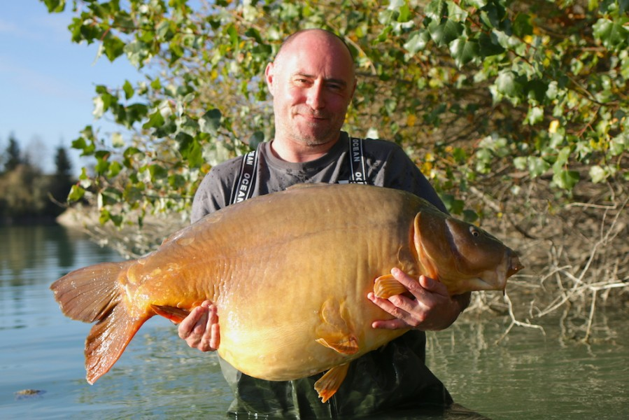 Mark Turner, 51lb 8oz, The Poo, 20.10.18