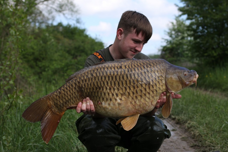 Lewis Deckx, 32lb 4oz, Turtles Corner, 11/05/19