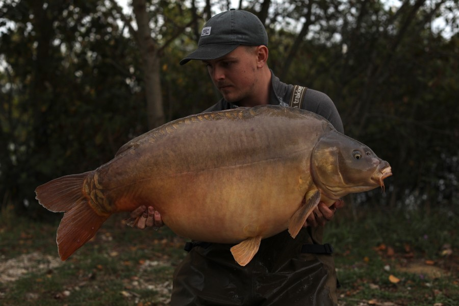 Matt Hammond, 44lb 8oz, Tea Party, 28/09/2019