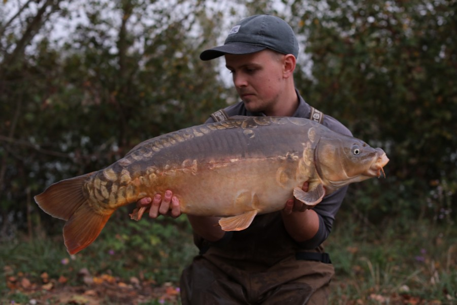 Matt Hammond, 23lb 8oz, Tea Party, 28/09/2019