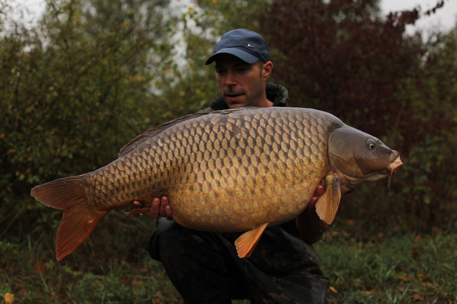 Matt Cook, 47lb, The Poo, 28/09/2019