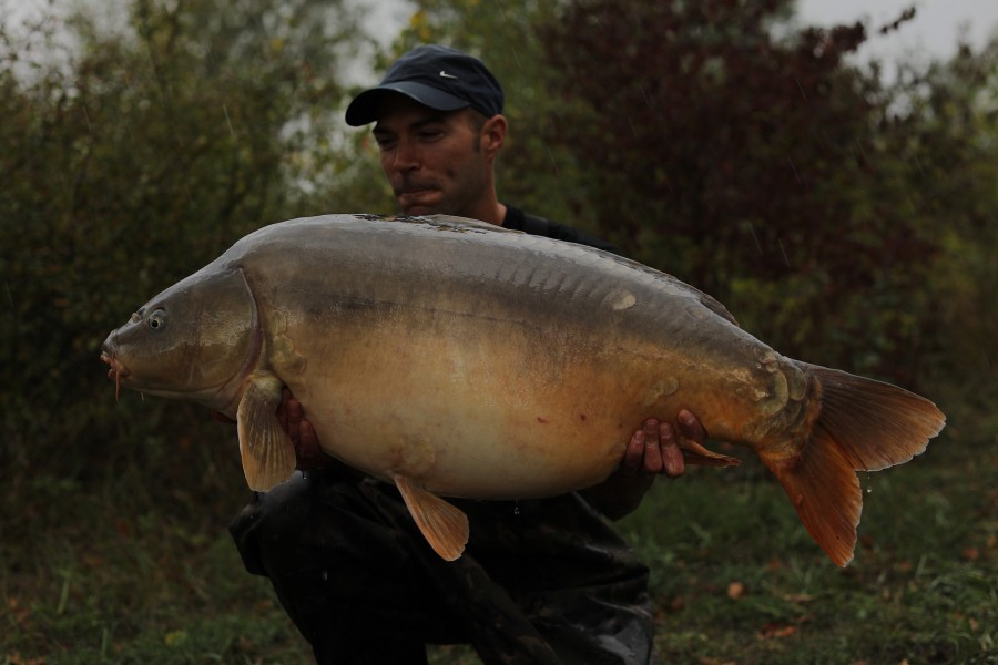 Matt Cook, 46lb 12oz, The Poo, 28/09/2019