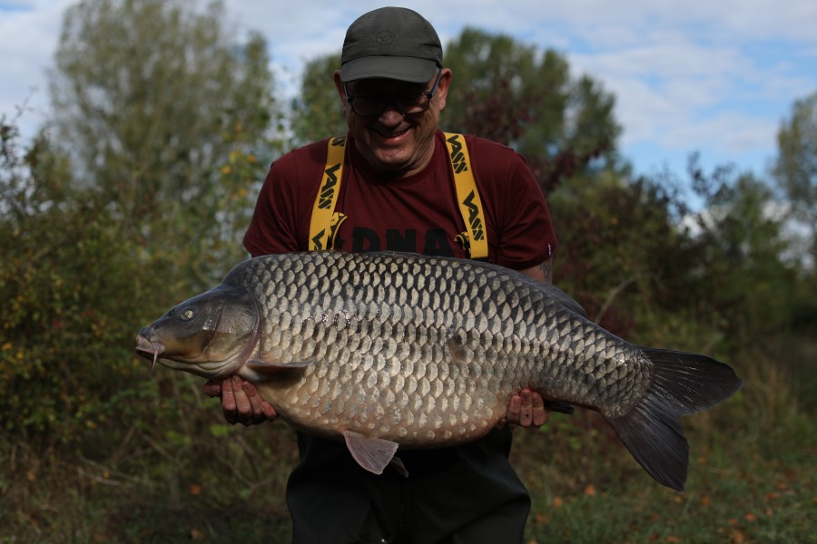 Dave Bunting, 44lb, The Goo, 28/09/2019