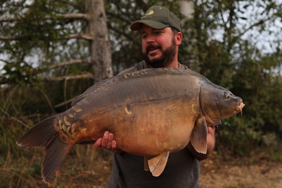Dan Lincoln, 43lb 12oz, Beach, 28/09/2019