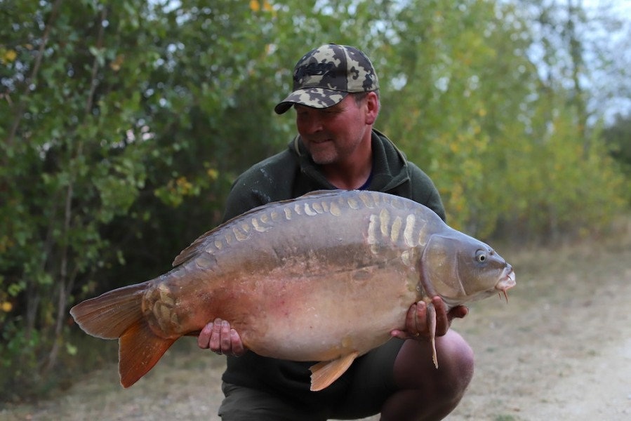 Andy Savage, 38lb, Bacheliers, 05.09.20