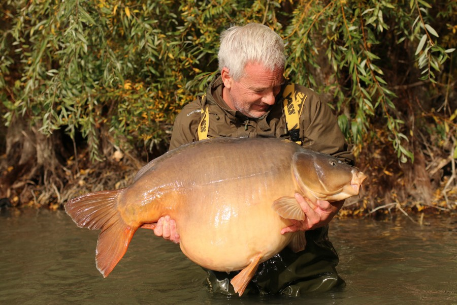 Richard Winters - 56lb 8oz - Turtles - 21/10/2020