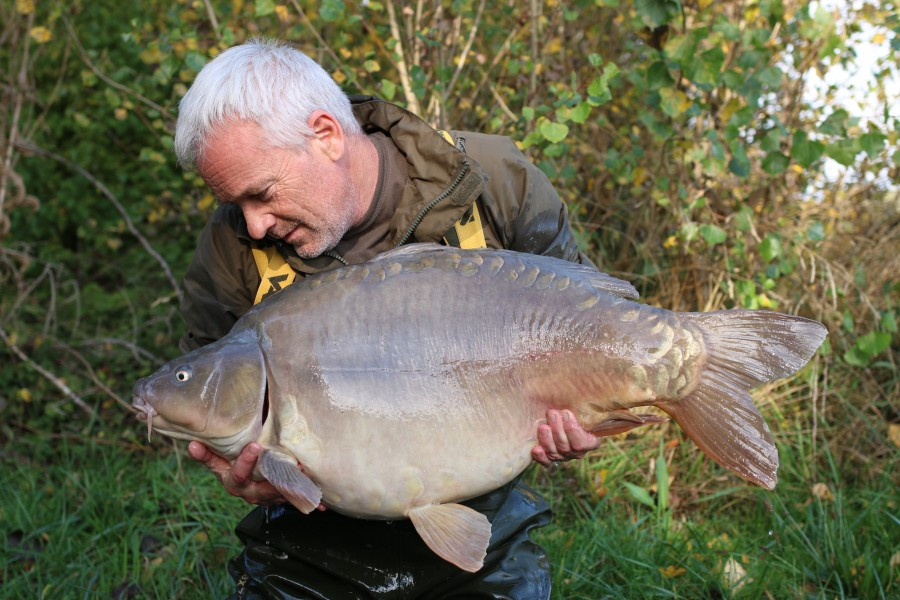 Richard Winters - 47lb 8oz - Turtles - 20/10/2020