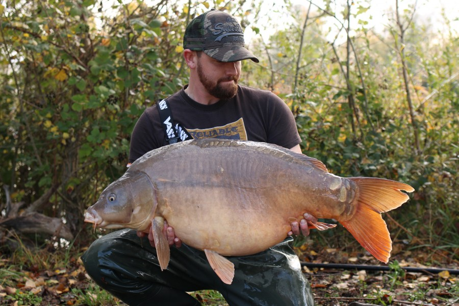 Johnny Cooper - 43lb 8oz - Tea Party 2 - 21/10/2020
