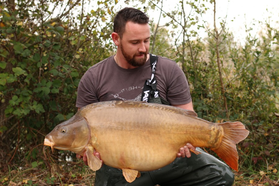Johnny Cooper - 40lb 4oz - Tea Party 2 - 18/10/2020