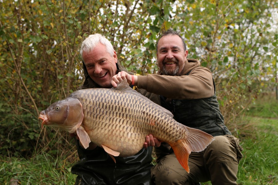 Richard Winters - 36lb 8oz - Turtles - 18/10/2020